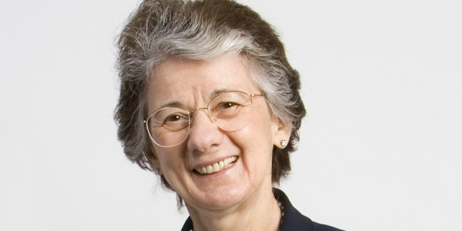 Dr. Rita Colwell (Photo courtesy of Consortium for Ocean Leadership)